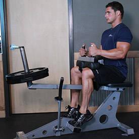 ساق پا نشسته